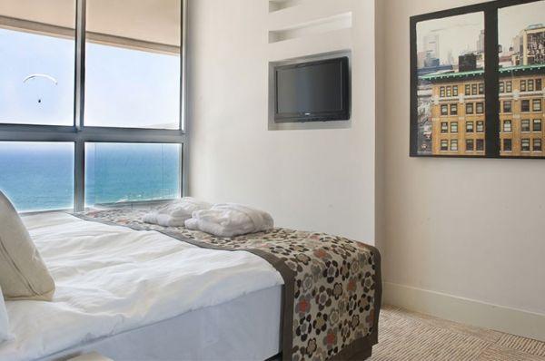 люкс отель  Рамада Нетания и побережье