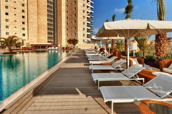 מלון 5 כוכבים רמדה נתניה ומישור החוף