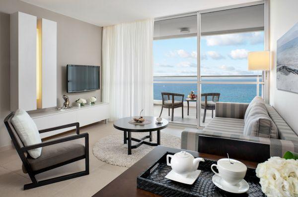 מלון דה לוקס רמדה נתניה ומישור החוף