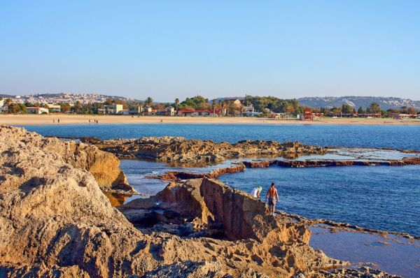 נתניה ומישור החוף חוף נחשולים