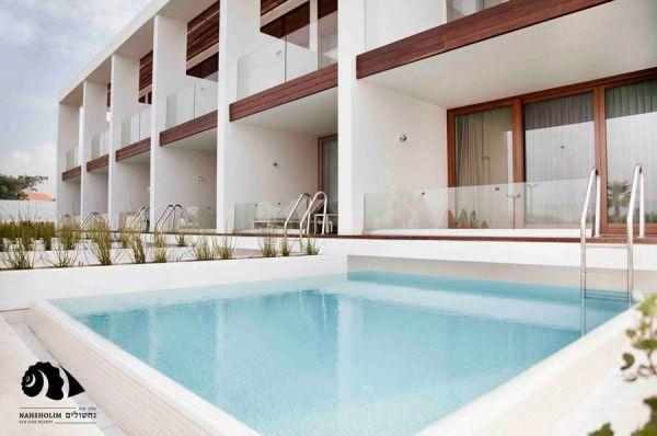 בית מלון נתניה ומישור החוף חוף נחשולים