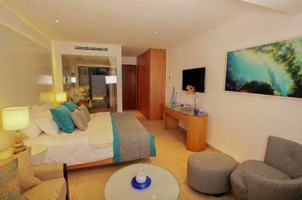 гостиница Хоф Нахшолим Нетания и побережье - Комната Бутик с видом на море