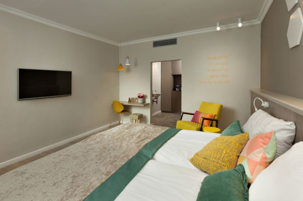 בית מלון נתניה ומישור החוף ניר עציון רזורט