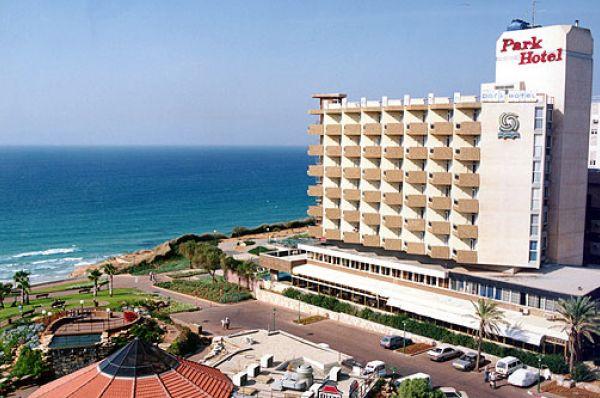 гостиница Парк Нетания и побережье