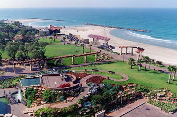 בית מלון פרק בנתניה ומישור החוף