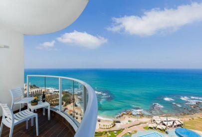 гостиница  Ramada Resort Hadera Beach