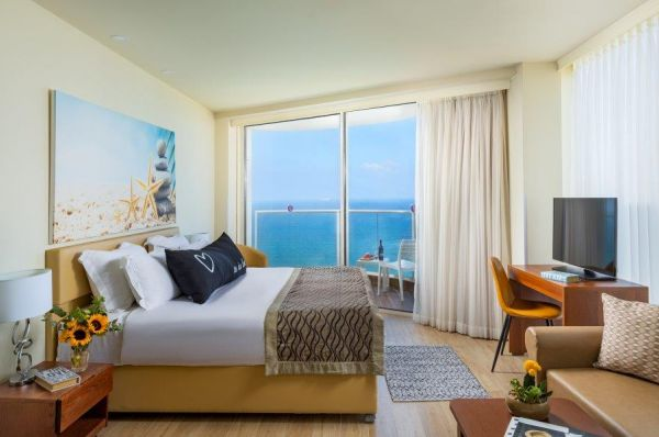 בית מלון נתניה ומישור החוף רמדה חדרה