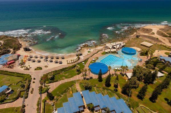 гостиница в  Нетания и побережье Рамада Резорт Хадера Бич