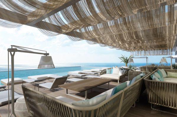בית מלון VERT לגון  ב נתניה ומישור החוף