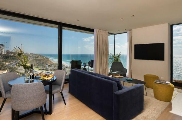 בית מלון ווסט לגון ריזורט בנתניה ומישור החוף