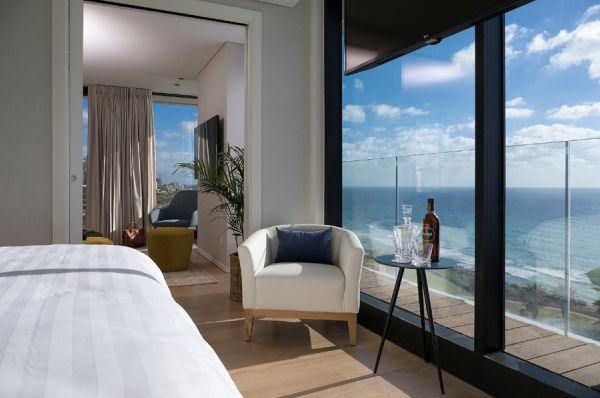 בית מלון ווסט לגון ריזורט נתניה ומישור החוף