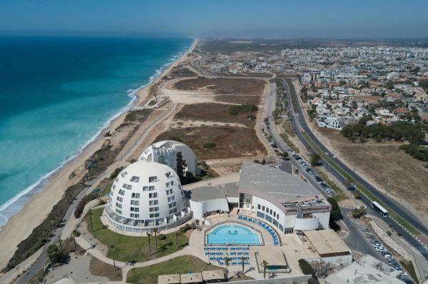 отель Харлингтон Ашкелон и Негев