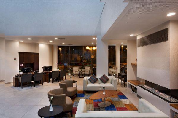 בית מלון אירוס המדבר דרום הארץ