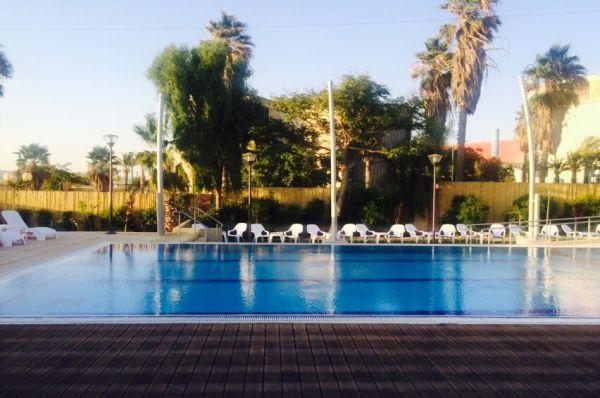 בית מלון אירוס המדבר