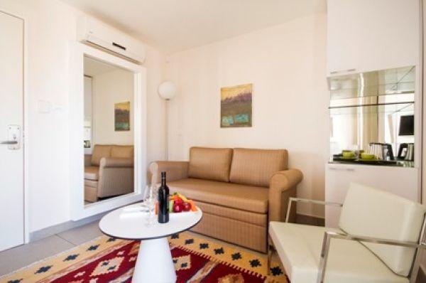 בית מלון אירוס המדבר - סוויטה דלוקס