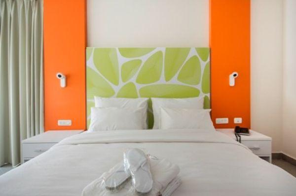 בית מלון אירוס המדבר - סוויטת אירוס