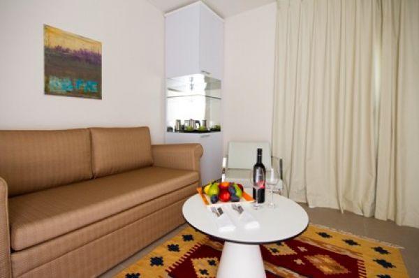 בית מלון אירוס המדבר ב דרום הארץ - סוויטה ג'וניור