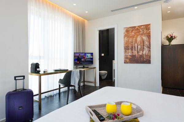 בית מלון דרום הארץ לאונרדו בוטיק - קלאב