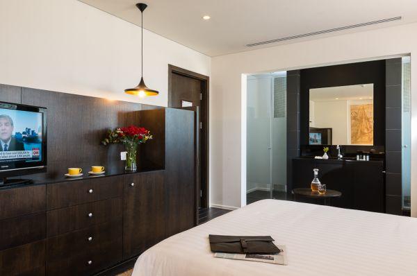 בית מלון לאונרדו בוטיק ב דרום הארץ - חדר אקזקיוטיב