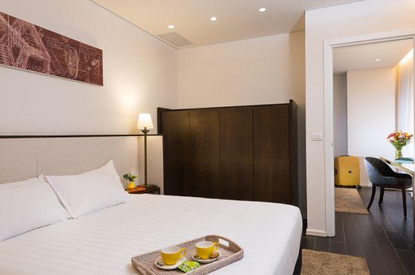 בית מלון לאונרדו בוטיק - סוויטה