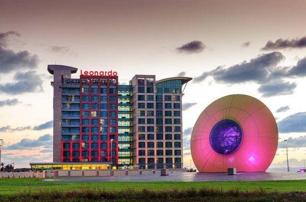 בית מלון דרום הארץ לאונרדו פלאזה