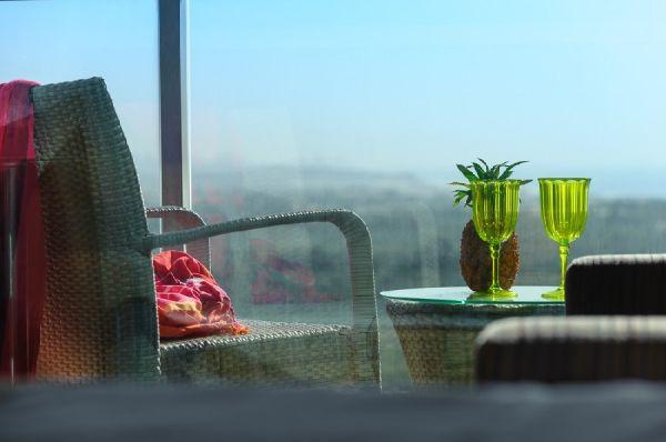 בית מלון לאונרדו פלאזה - קלאב עם מרפסת