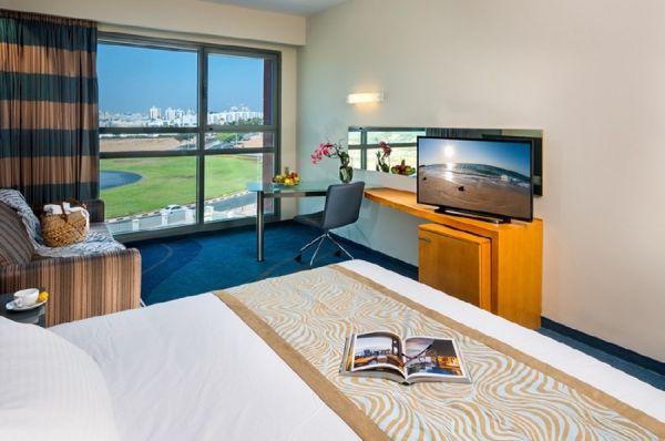 בית מלון לאונרדו פלאזה ב דרום הארץ - חדר דלקס