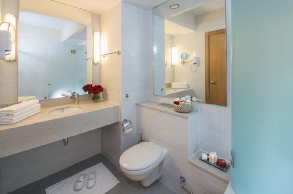בית מלון דרום הארץ לאונרדו פלאזה - חדר דלקס