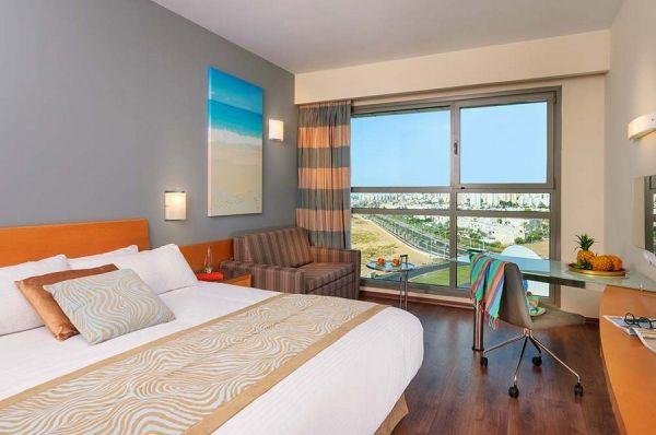 בית מלון לאונרדו פלאזה ב דרום הארץ - אקזקיוטב גרנד קומה גבוהה