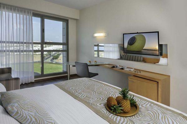 בית מלון דרום הארץ לאונרדו פלאזה - אקזקיוטב קומה גבוהה