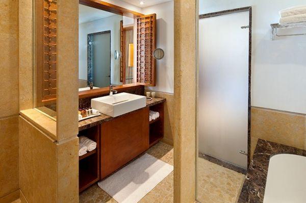 מלון דה לוקס ישרוטל בראשית בדרום הארץ - נוף מדברי עם מרפסת