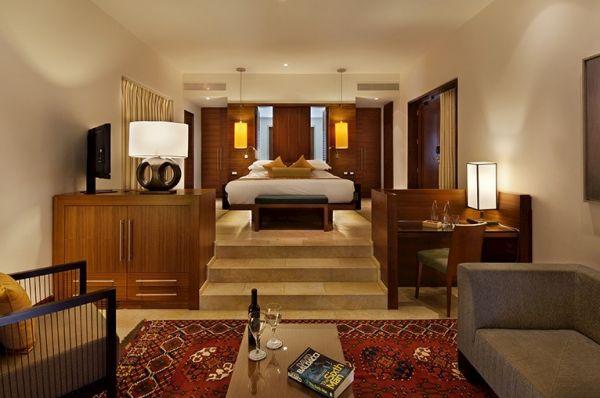 בית מלון יוקרתי ישרוטל בראשית בדרום הארץ - וילה