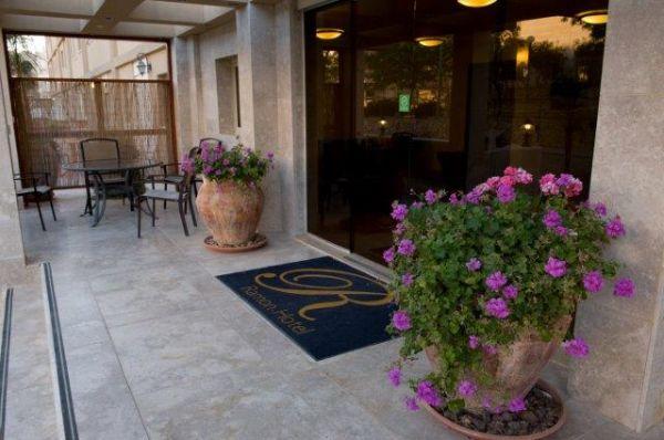 בית מלון רמון בדרום הארץ