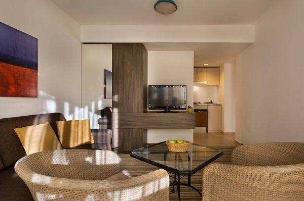 בית מלון דרום הארץ ישרוטל פונדק רמון - סוויטה משפחתית