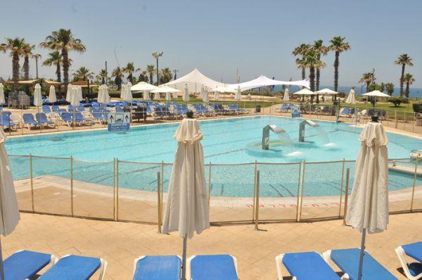 spa отель Холидей Инн в Ашкелон и Негев