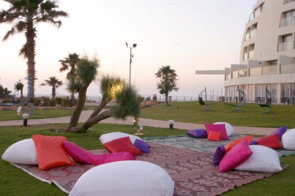 отель spa Холидей Инн в Ашкелон и Негев