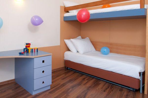 spa отель Холидей Инн - свита для детей