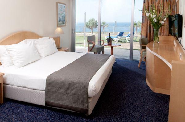 spa отель в Ашкелон и Негев - комната сад