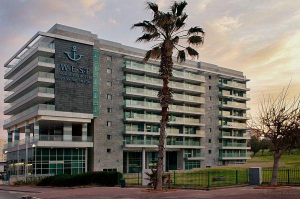 בית מלון דרום הארץ ווסט