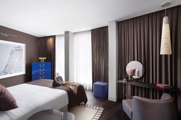 בית מלון 65 ב תל-אביב והמרכז