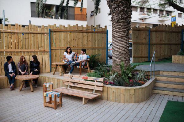 гостиница в  Тель Авив Абрахам Хостел