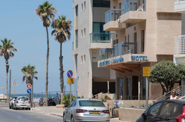 בית מלון תל-אביב והמרכז אברטל