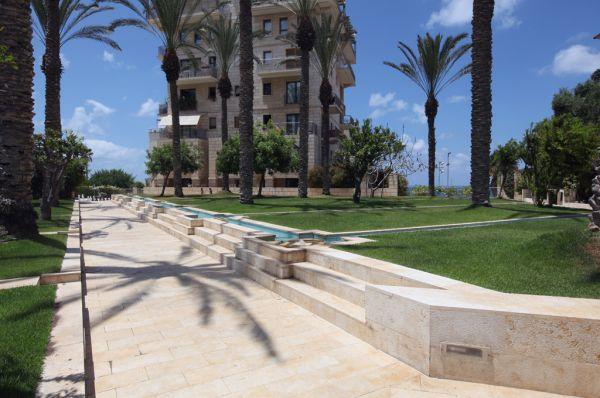 гостиница Андромеда Тель Авив