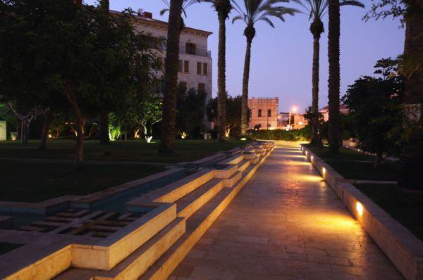 בית מלון אנדרמדה תל-אביב והמרכז