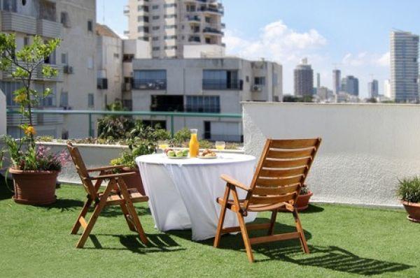בית מלון תל-אביב והמרכז ארבל סוויטס