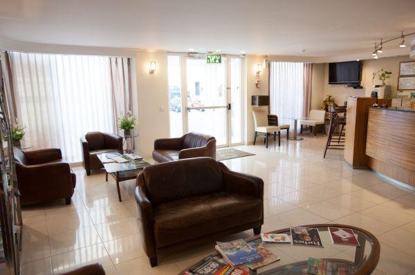 בית מלון תל-אביב והמרכז ארמון הירקון