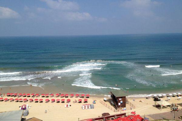 בית מלון ארמון-ים בתל-אביב והמרכז