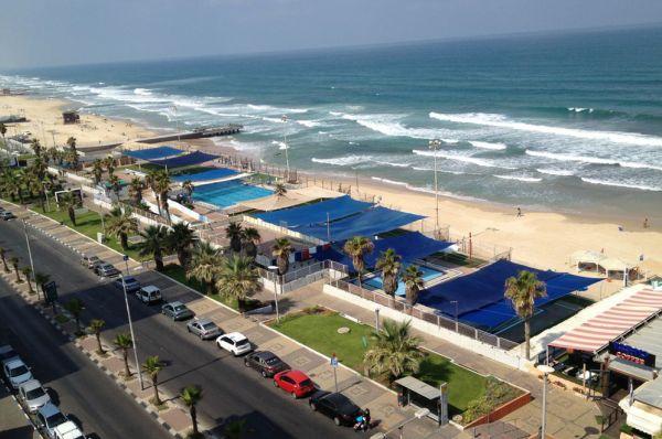 гостиница Армон Ям Тель Авив