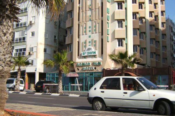 בית מלון ארמון-ים תל-אביב והמרכז