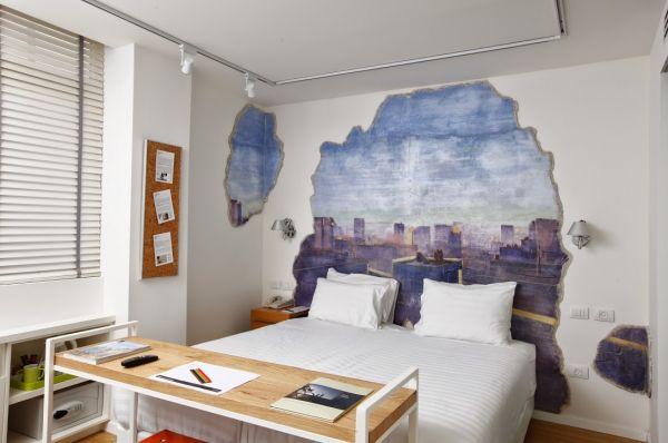 בית מלון ארט פלוס בתל-אביב והמרכז